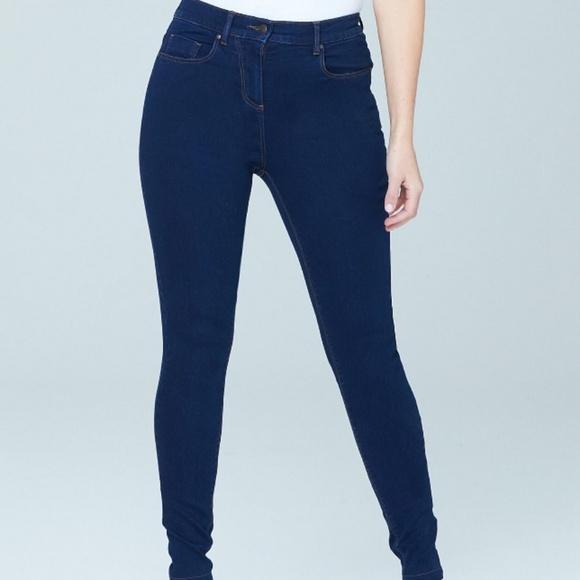 ffed70e7945 Plus Size 22 High Waist Skinny Jeans 👄 NWT